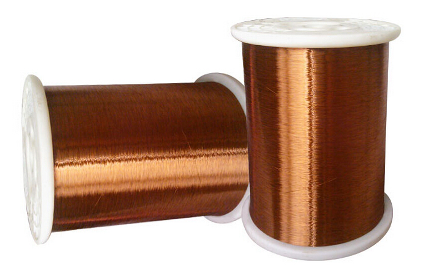 Class 220 Polyimide Enamelled round Copper Wire as per IEC 60317-7