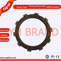OEM motorcycle friction plate,factory sale bajaj pulsar clutch plate,motorcycle transmission parts