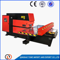 TUNE-2510 Open Type CNC Turret Punch Press/CNC Turret Punching Machine
