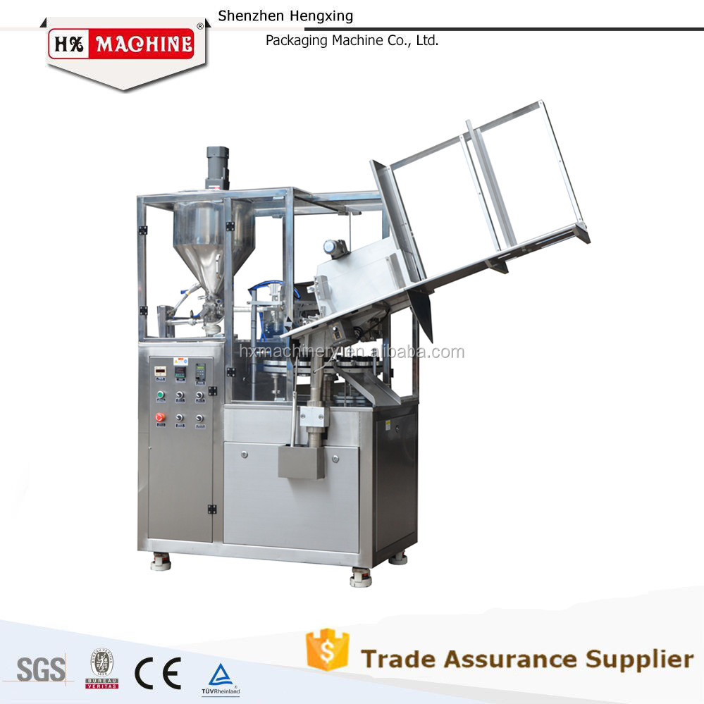 Metal Tube Bonder Manufacture Filling and Folding Machine