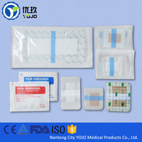 YOJO Sterile Transparent Dressing for Surgical Dressing Waterproof Medical Dressing Set