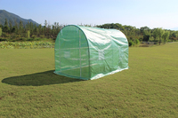 2.5 x 2 x 2M Weather-Resistant Grow House Tunnel Greenhouse