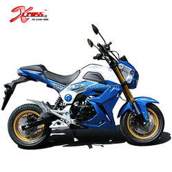 Chinese Cheap 125CC Motorcycles Mini Racing Motorcycle Mini Sports Motorcycle 125cc For Sale MSX125