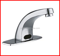 Kitchen basin automatic water tap infrared chorme mixer polished electric faucet SFA-322B