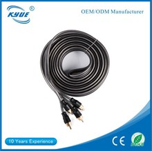 P005 5M High performance Auto Audio High Quality RCA cable