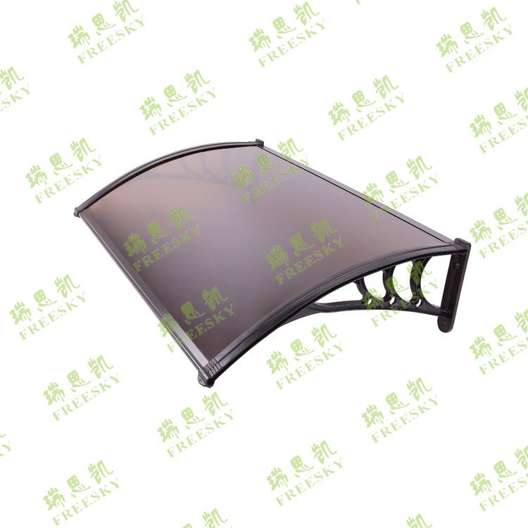 YP100*120 window and door awning, polycarbonate canopy,metal door canopy