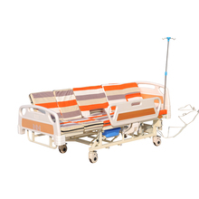 electric reclining electric adjustable home nursing hospital bed