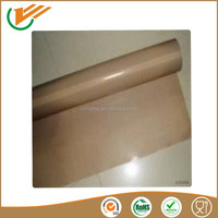 China supply good quality non-stick teflon waterproof fabric fiberglass price with FDA LFGB certificate