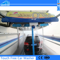 high pressure touchless fully automatic car wash machine with competitive price
