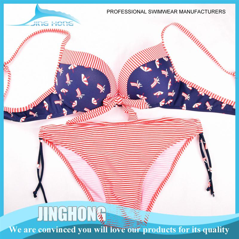 Fashion dog sexi swimsuit open bikini with CE certificate