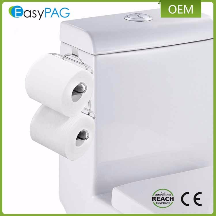 Hotel home style factory direct sale new design industrial toilet paper holder