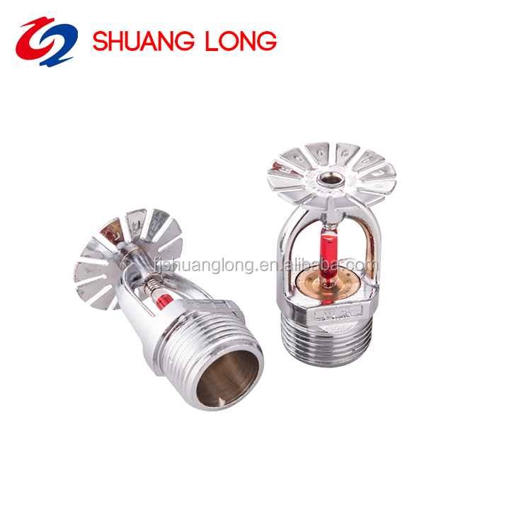 ul listed fire sprinkler (upright)