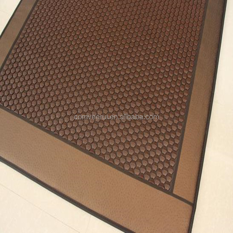 Best Quality Tourmaline Infrared Heating Mattress Natural Tourmaline Pad Health Care Tourmaline Massage Cushion