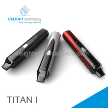 High quality Alibaba hot sale titan-I with huge 2200mah capacity titan-I dry herb vaporizer