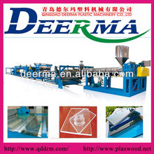 PMMA sheet plastic machinery/import machinery/SJ single screw extruder