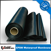 waterproof epdm rubber roll material with CE certificate