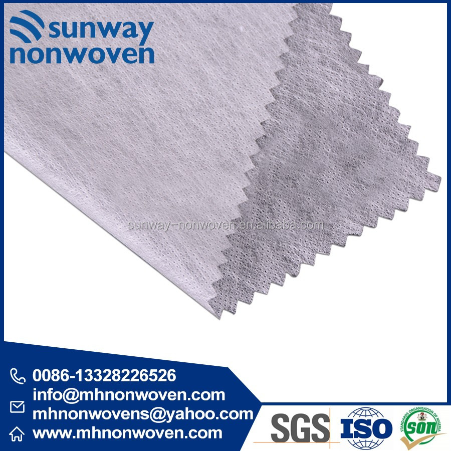 Factory Supply Water Soluble PVA Nonwoven Paper for Embroidery Backing