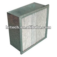 Medium Efficiency hepa Filter
