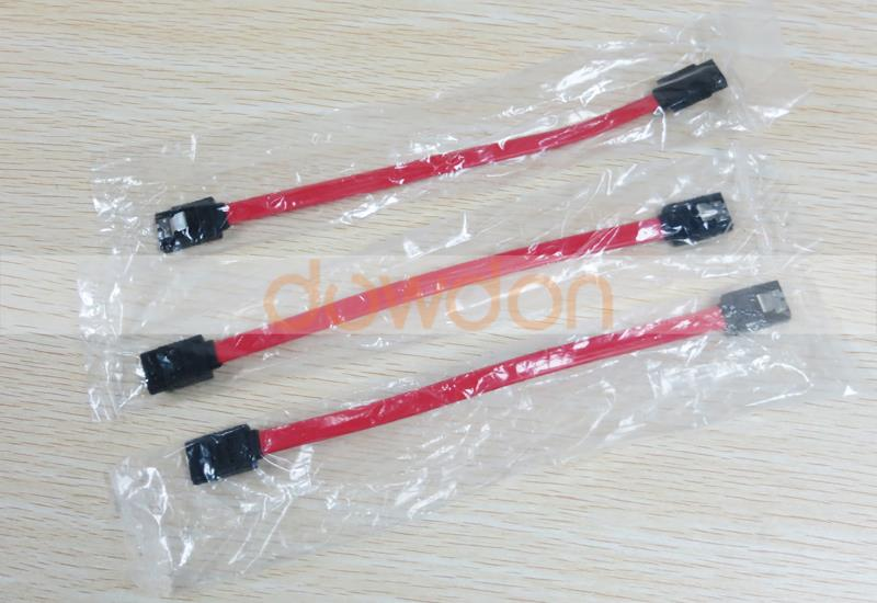 Computer HDD Sata Cable Mainboard Motherboard 7 Pin Sata Female Connector 10cm/20cm/50CM/100cm OEM Length