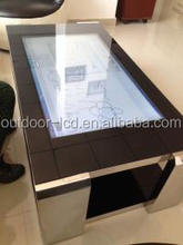 Interactive Touch Screen Conference Table With Multi Touch Function