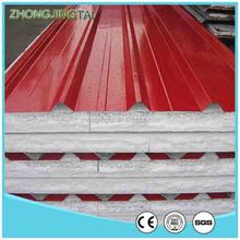 New Building Material Fireproof Dubai EPS Sandwich Panel for Wall