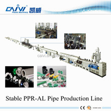 Stable State PPR-AL Plastic Tubes Machine with high speed