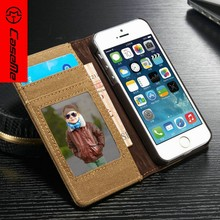 Top Sale Casemall Cool CaseMe Mobile Phone Leather Case For iPhone 6 6S Plus