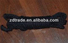 2014 New tech multi-use Black color jute rope jute tow rope products