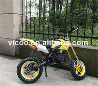 2018 Moto Cheap Mini Racing 50cc 80cc super Dirt bike Pocket Bike For Kids
