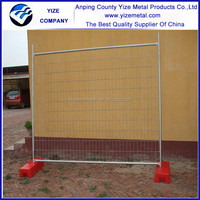2.1m*2.4m Temporary Privacy Fence / Portable Metal Fence