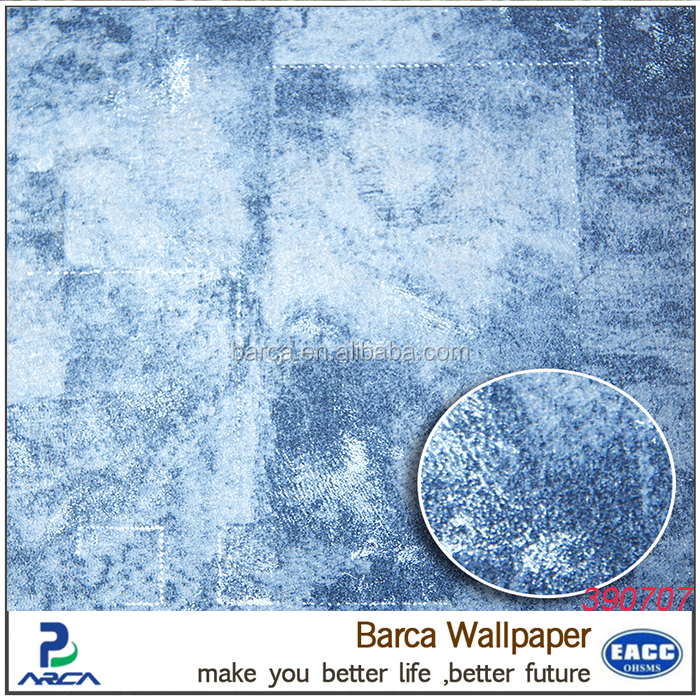 3d Concrete design wallpaper Background Texture wall coating for sale