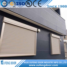 Latest Modern High-end Electric Aluminum German Roller Shutters