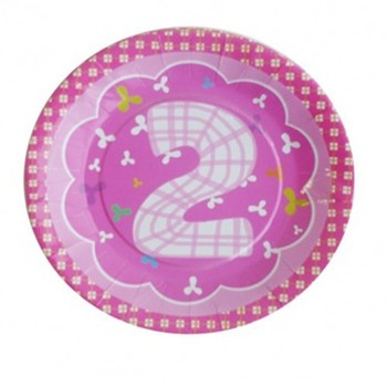 2nd Girl Baby Birthday Party Decoration Birthday Theme Kits Supplies