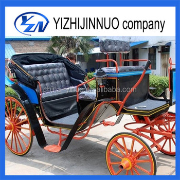 Yizhinuo sightseeing horse drawn carriage victoria tourism wagon