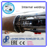 welding robot automatic pipe internal welding machine for automatic pipeline welding