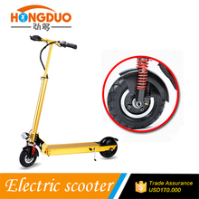 Foldable Light Weight Mobility Electric Scooter with LED Light