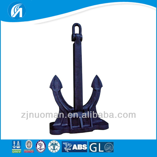 M spek type ship anchor for sale