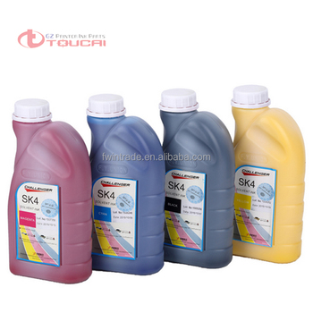 Infinity/Chanllenger SK1 eco solvent ink for SPT508GS Sk1 ink