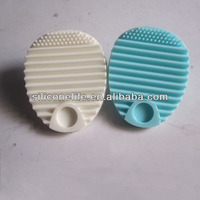 Beautiful Design Silicone Hand Clothes cleaning Brush