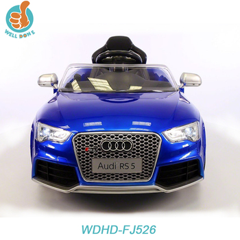 WDHD-FJ526 License Car Kids Toy Car Ride On Toy Baby Sit New Item