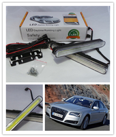 Waterproof 5led daytime running light for cars