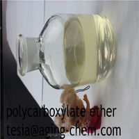 Polycarboxylate High Performance Water Reducer Environment