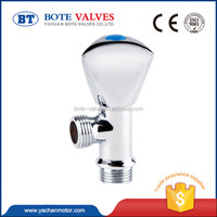 excellent two-way sand casting brass water bleed valve