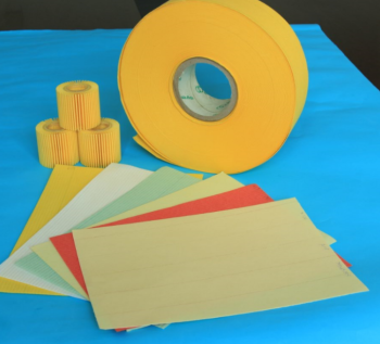 XH347/20 Non-cured Air Filter Paper for heavy truck