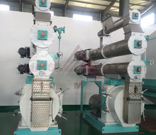 UK lubrication fishmeal feed mill equipment