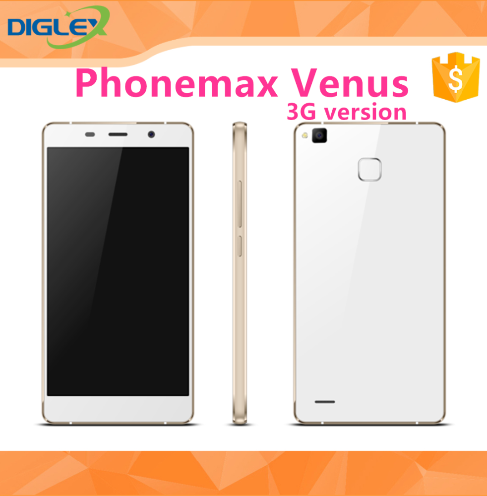 "Competitive Venus 5.0"" MT6580 Android 6.0 2GB/16GB with B20 3G Smartphone"