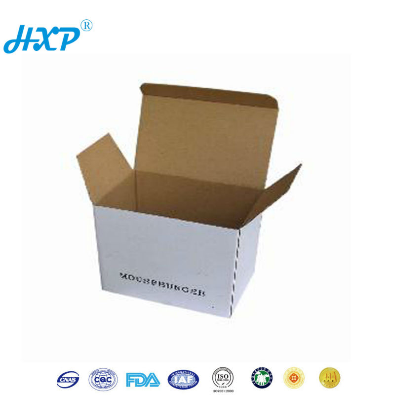 Packing box 1C 3-Layer A-Flute Offset french fries carton box