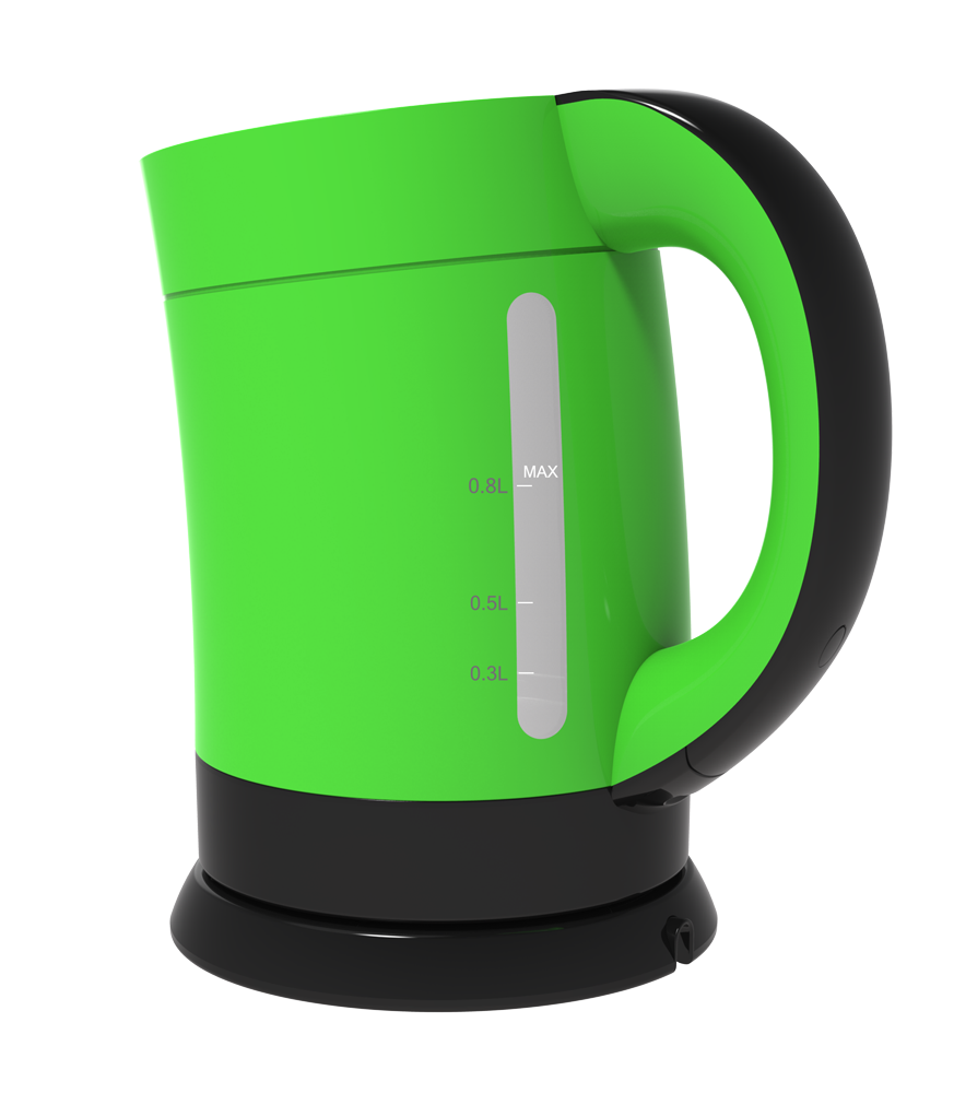 Electronic Home <strong>Appliance</strong> Insulated Small Size Green Electric Kettle