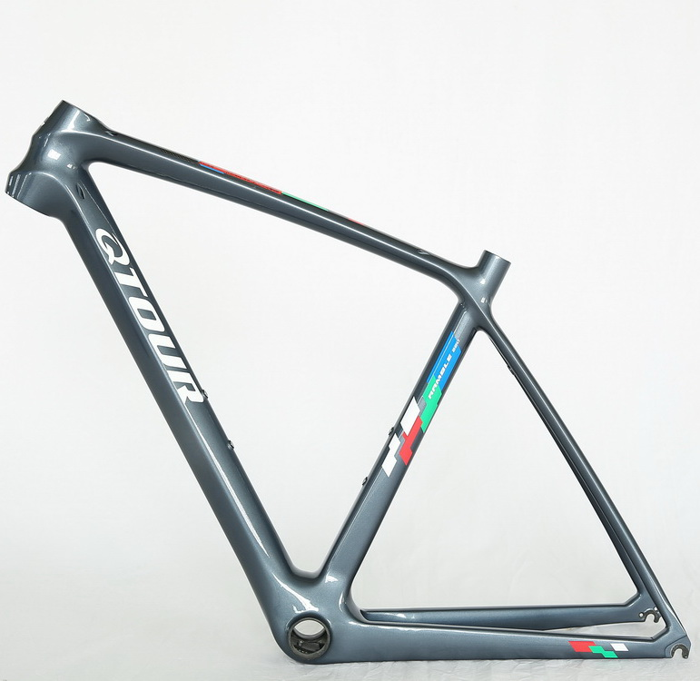 Prorace Rapide Carbon Frame and Forks inc headset