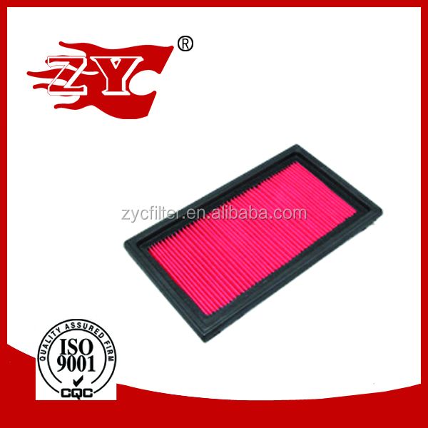 16546-ED000/C 2420/LX 1631 auto parts/air filter for car